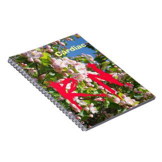Nursing RN notebooks custom Cardiac RN nurse