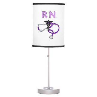 Nursing RN Stethoscope Desk Lamp