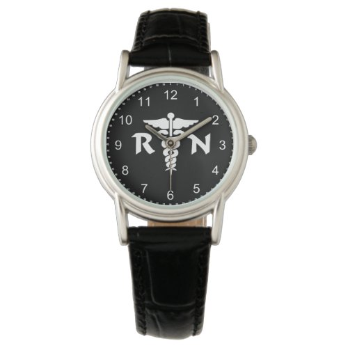 Nursing RN Wrist Watch