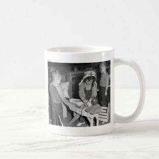 Nursing School: 1940s Coffee Mug