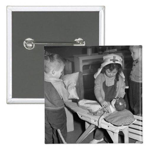 Nursing School: 1940s Pins