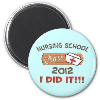 Nursing School 2012 Graduation Magnet