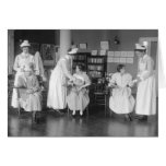 Nursing School, early 1900s Cards