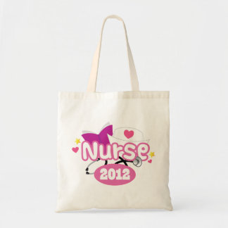 Nursing School Gifts 2012 Canvas Bags