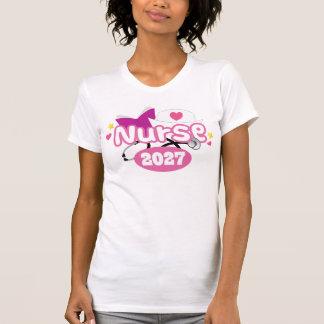 Nursing School Gifts 2027 Tee Shirt