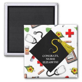 Nursing School Grad Magnet