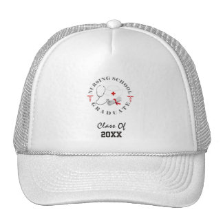 Nursing School Graduate Gear Trucker Hat