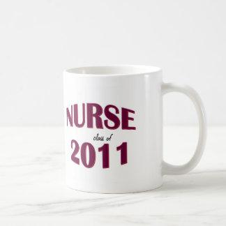 Nursing School Graduate Mug - Class of 2011