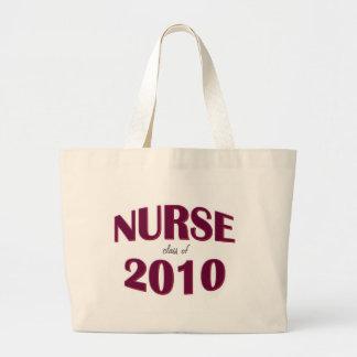 Nursing School Graduate Tote Bag - Class of 2010