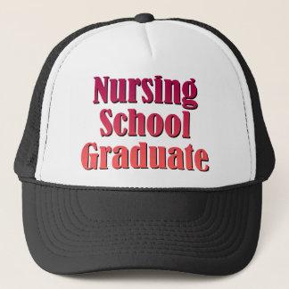 Nursing School Graduate Trucker Hat