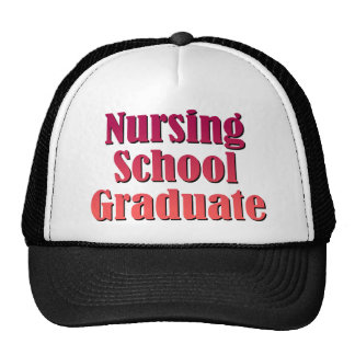 Nursing School Graduate Trucker Hat