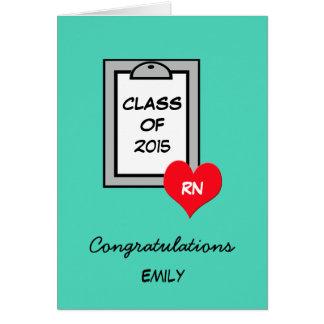 Nursing School Graduation Cards