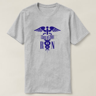 Nursing School Graduation Class of 2018 Graduate T-Shirt