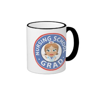 Nursing School Graduation Coffee Mug