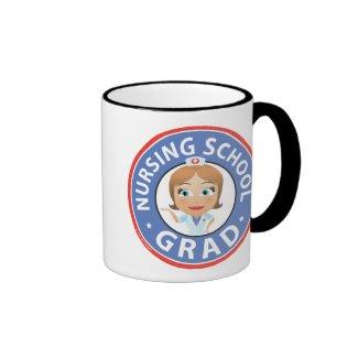 Nursing School Graduation Coffee Mug