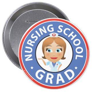 Nursing School Graduation Pin