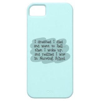 Nursing School Hell iPhone 5/5S Covers