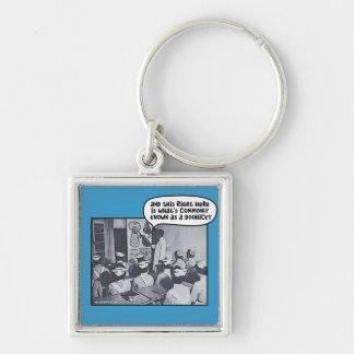Nursing School Instructor - Doohicky Keychain