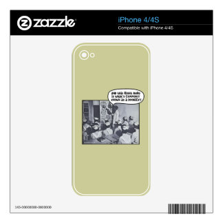 Nursing School Instructor - Doohicky Skin For The iPhone 4S