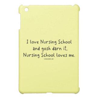 Nursing School loves Me iPad Mini Cases