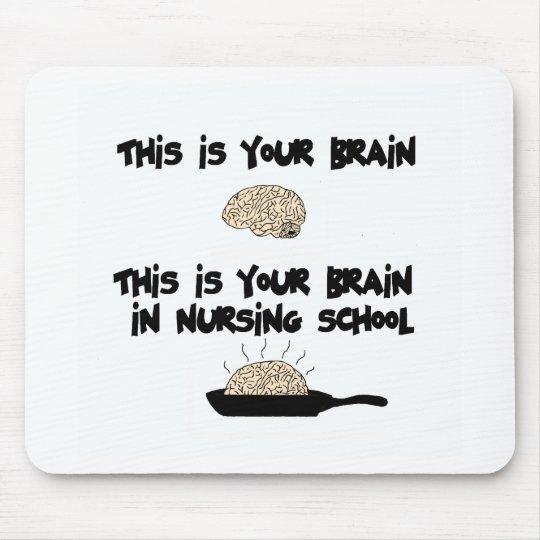 Nursing School Mouse Pad