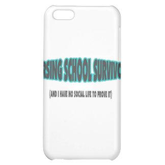 Nursing School Survivor And I have No Social Life iPhone 5C Cases