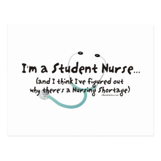Nursing Shortage Postcard