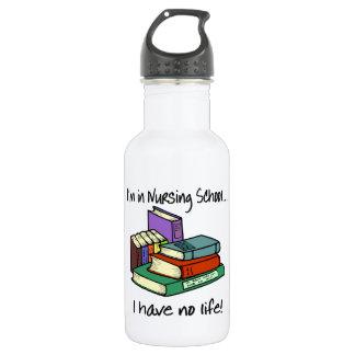 Nursing Student 18oz Water Bottle