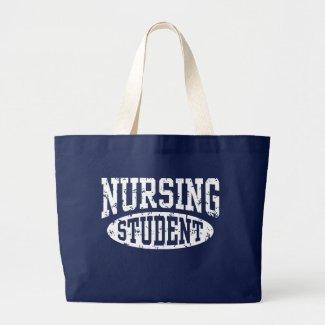 Nursing Student Canvas Bag
