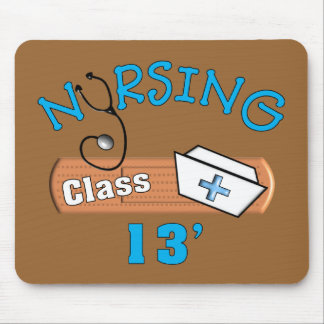 Nursing Student Class of 2013 Gifts Mouse Pad