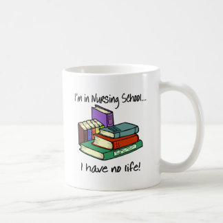 Nursing Student Classic White Coffee Mug
