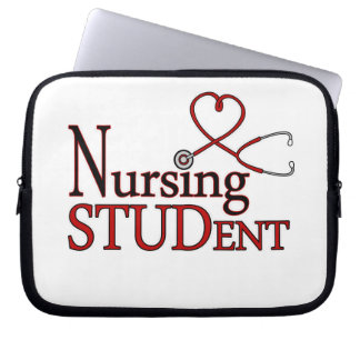 Nursing Student Computer Sleeve