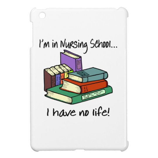 Nursing Student iPad Mini Cover