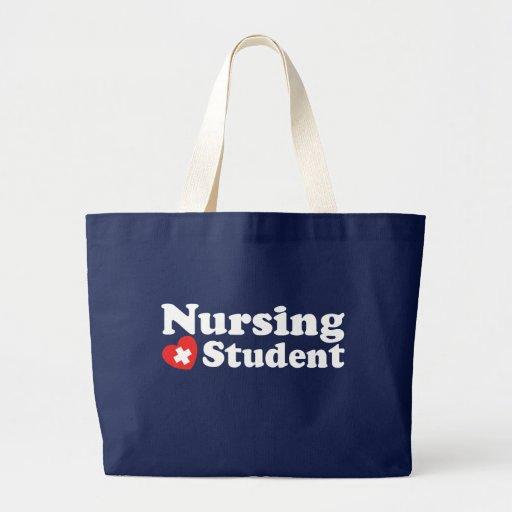 Nursing Student Large Tote Bag