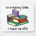Nursing Student Mousepads
