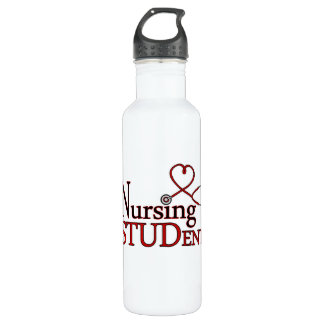 Nursing Student Stainless Steel Water Bottle