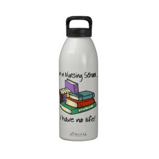 Nursing Student Drinking Bottle