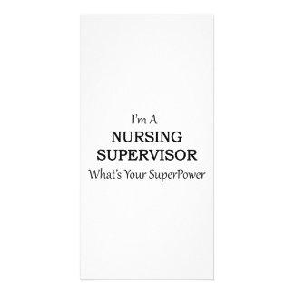NURSING SUPERVISOR CARD