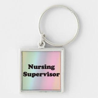 Nursing Supervisor Keychain