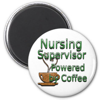 Nursing Supervisor Powered by Coffee Magnet