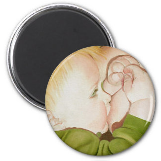 nursing toddler magnet