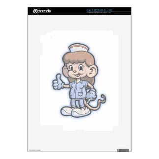 Nursy Mouse Skins For iPad 2