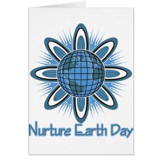 Nurture Earth Day Card