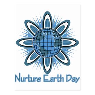 Nurture Earth Day Postcard