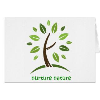 Nurture Nature Card