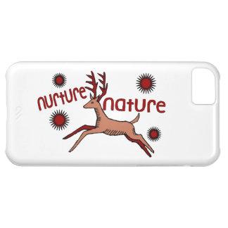 Nurture Nature Deer Case For iPhone 5C