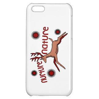 Nurture Nature Deer iPhone 5C Case