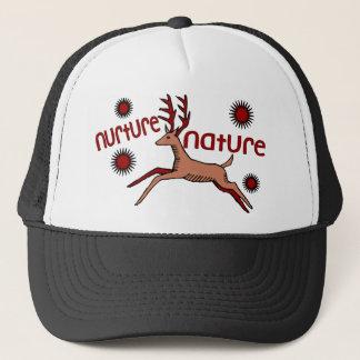 Nurture Nature Deer Trucker Hat