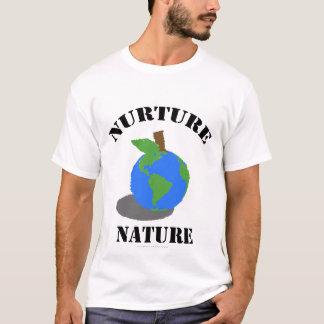 Nurture Nature- Earth Day 2009 T-Shirt