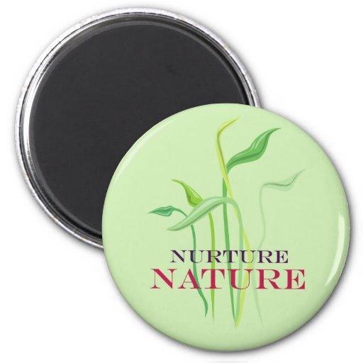 Nurture Nature Magnets